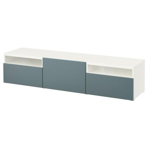 Тумба под ТВ БЕСТО белый артикуль № 691.331.73 в наличии. Интернет каталог IKEA Беларусь. Недорогая доставка и соборка.
