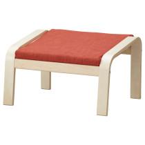 Подушка-сиденье на табурет для ног ПОЭНГ темно-оранжевый артикуль № 303.149.71 в наличии. Интернет магазин ИКЕА РБ. Недорогая доставка и соборка.