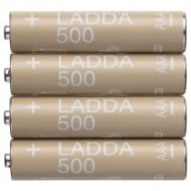 Аккумуляторная батарейка ЛАДДА артикуль № 303.038.83 в наличии. Онлайн магазин ИКЕА Беларусь. Недорогая доставка и соборка.