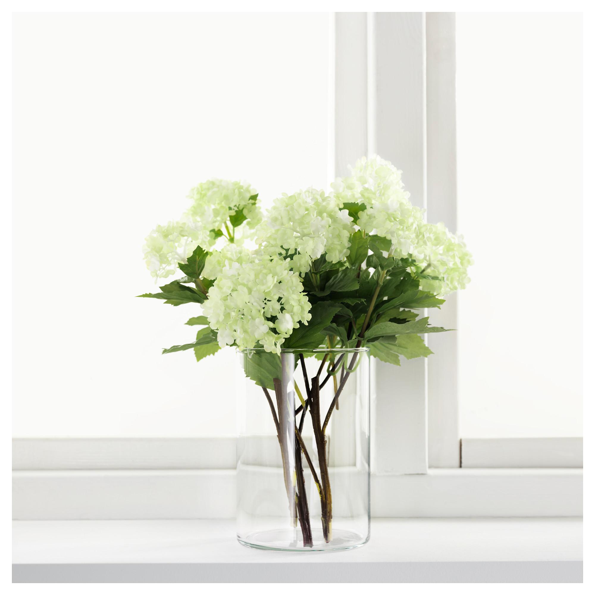 Искусственные цветы в интерьере икеа фото