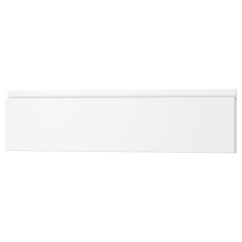 Фронтальная панель ящика ВОКСТОРП белый артикуль № 302.731.93 в наличии. Онлайн магазин ИКЕА РБ. Недорогая доставка и монтаж.