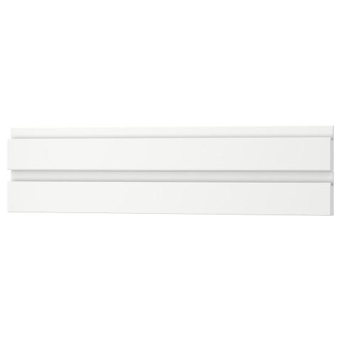 Фронтальная панель ящика ВОКСТОРП белый артикуль № 502.731.92 в наличии. Online магазин IKEA Минск. Недорогая доставка и установка.