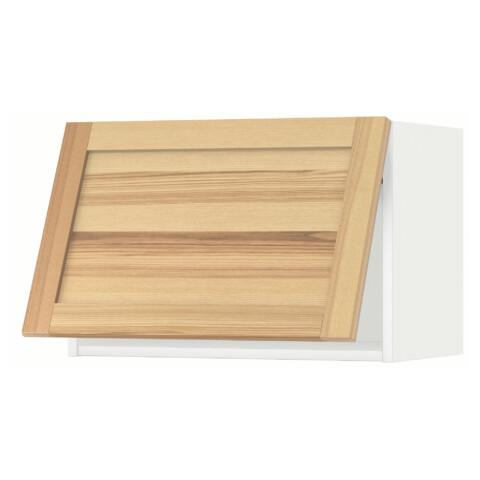 Горизонтальный навесной шкаф МЕТОД белый артикуль № 191.342.93 в наличии. Онлайн каталог IKEA Минск. Недорогая доставка и установка.