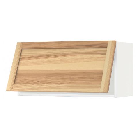Горизонтальный навесной шкаф МЕТОД белый артикуль № 691.342.95 в наличии. Онлайн каталог IKEA Республика Беларусь. Недорогая доставка и соборка.
