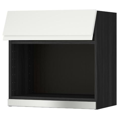 Навесной шкаф для СВЧ-печи МЕТОД белый артикуль № 891.114.67 в наличии. Интернет каталог IKEA РБ. Недорогая доставка и установка.