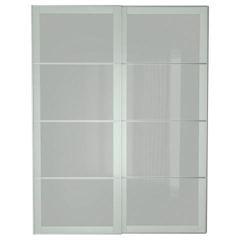 Пара раздвижных дверей СЭККЕН артикуль № 391.913.29 в наличии. Онлайн сайт IKEA РБ. Недорогая доставка и монтаж.