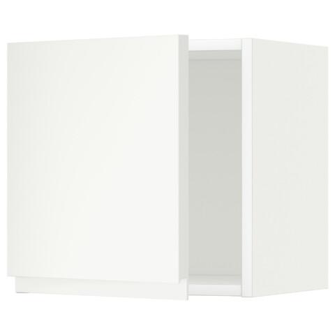 Шкаф навесной МЕТОД белый артикуль № 591.113.36 в наличии. Интернет сайт ИКЕА РБ. Недорогая доставка и установка.