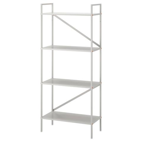 Стеллаж ДРАГЕТ светло-серый артикуль № 203.286.81 в наличии. Онлайн сайт IKEA РБ. Быстрая доставка и монтаж.