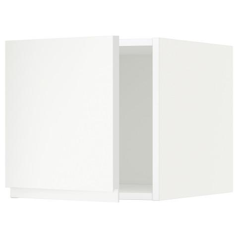 Верхний шкаф МЕТОД белый артикуль № 291.113.66 в наличии. Онлайн сайт ИКЕА РБ. Недорогая доставка и соборка.