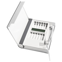 Зарядное устройство с отделением СТОРХОГЕН белый артикуль № 603.036.50 в наличии. Онлайн магазин ИКЕА Беларусь. Быстрая доставка и монтаж.