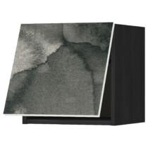 Горизонтальный навесной шкаф МЕТОД черный артикуль № 091.589.20 в наличии. Интернет каталог ИКЕА РБ. Недорогая доставка и монтаж.