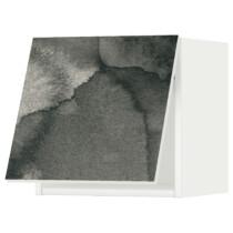 Горизонтальный навесной шкаф МЕТОД белый артикуль № 891.589.21 в наличии. Интернет сайт ИКЕА Минск. Недорогая доставка и монтаж.