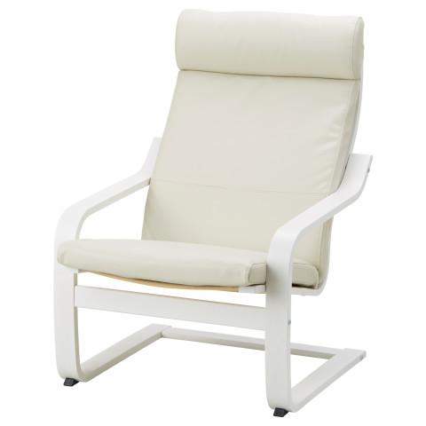Кресло ПОЭНГ бежевый артикуль № 692.113.21 в наличии. Онлайн магазин IKEA РБ. Быстрая доставка и соборка.