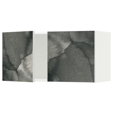 Навесной шкаф с 2 дверями МЕТОД белый артикуль № 591.589.08 в наличии. Интернет каталог IKEA Беларусь. Быстрая доставка и соборка.