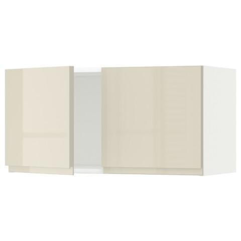 Навесной шкаф с 2 дверями МЕТОД белый артикуль № 791.432.18 в наличии. Интернет магазин ИКЕА Беларусь. Быстрая доставка и соборка.