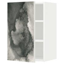 Шкаф навесной с полкой МЕТОД белый артикуль № 891.588.98 в наличии. Онлайн сайт IKEA Беларусь. Быстрая доставка и монтаж.