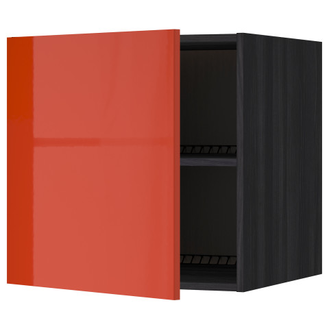 Верхний шкаф на холодильник, морозильник МЕТОД оранжевый артикуль № 591.588.14 в наличии. Онлайн каталог ИКЕА РБ. Недорогая доставка и монтаж.