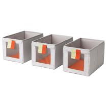 Коробка СЛЭКТИНГ оранжевый артикуль № 403.279.73 в наличии. Online магазин IKEA Беларусь. Недорогая доставка и монтаж.