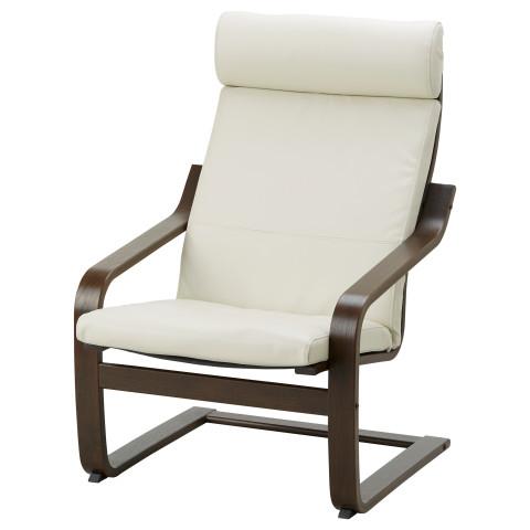 Кресло ПОЭНГ бежевый артикуль № 592.037.98 в наличии. Online сайт IKEA РБ. Быстрая доставка и монтаж.