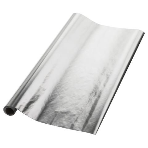 Рулон оберточной бумаги ВИНТЕР 2016 серебристый артикуль № 603.264.54 в наличии. Интернет сайт IKEA Беларусь. Быстрая доставка и соборка.