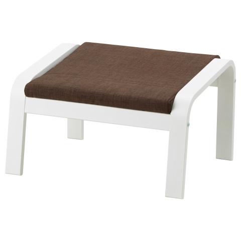 Табурет для ног ПОЭНГ коричневый артикуль № 092.113.19 в наличии. Онлайн каталог IKEA Беларусь. Недорогая доставка и монтаж.