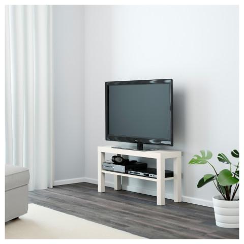Тумба под ТВ ЛАКК белый артикуль № 903.551.57 в наличии. Online магазин IKEA РБ. Недорогая доставка и монтаж.