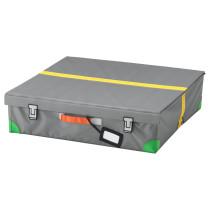 Ящик кроватный ФЛЮТТБАР темно-серый артикуль № 403.288.40 в наличии. Интернет каталог IKEA Республика Беларусь. Недорогая доставка и установка.