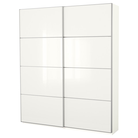 Гардероб ПАКС белый артикуль № 191.670.33 в наличии. Онлайн сайт IKEA РБ. Быстрая доставка и установка.