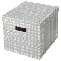 Коробка с крышкой СМЕКА белый артикуль № 903.330.71 в наличии. Онлайн каталог IKEA Республика Беларусь. Недорогая доставка и монтаж.