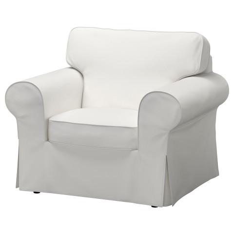 Кресло ЭКТОРП белый артикуль № 491.290.92 в наличии. Online магазин ИКЕА РБ. Быстрая доставка и установка.