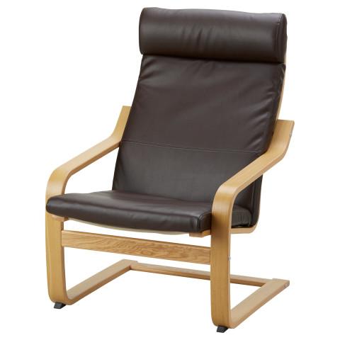 Кресло ПОЭНГ темно-коричневый артикуль № 392.038.03 в наличии. Онлайн сайт ИКЕА Беларусь. Недорогая доставка и монтаж.