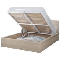Кровать с подъемным механизмом МАЛЬМ артикуль № 703.341.99 в наличии. Интернет сайт ИКЕА РБ. Быстрая доставка и установка.
