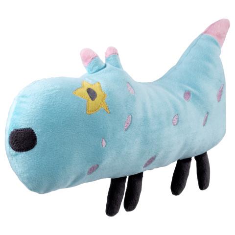 Мягкая игрушка САГОСКАТТ синий артикуль № 203.383.50 в наличии. Интернет магазин IKEA Минск. Недорогая доставка и монтаж.