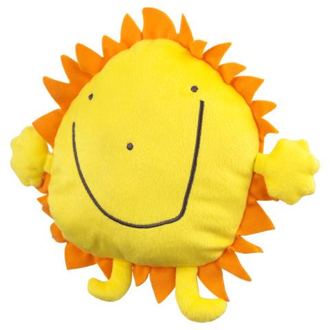 Мягкая игрушка САГОСКАТТ желтый артикуль № 503.383.44 в наличии. Онлайн магазин ИКЕА Беларусь. Быстрая доставка и соборка.
