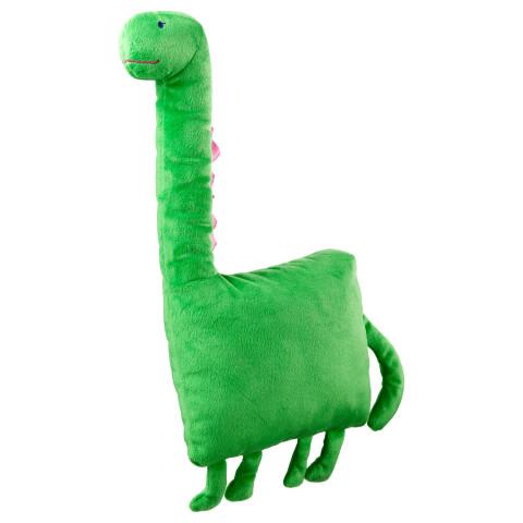 Мягкая игрушка САГОСКАТТ зеленый артикуль № 603.383.53 в наличии. Online сайт ИКЕА РБ. Недорогая доставка и установка.
