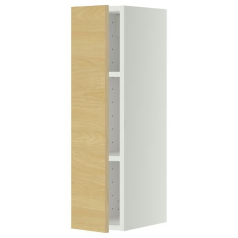 Шкаф навесной с полкой МЕТОД белый артикуль № 099.286.32 в наличии. Интернет магазин IKEA Минск. Недорогая доставка и монтаж.