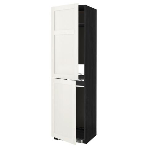 Высокий шкаф для холодильника или морозильника, МЕТОД белый артикуль № 590.648.44 в наличии. Онлайн каталог IKEA Республика Беларусь. Быстрая доставка и соборка.
