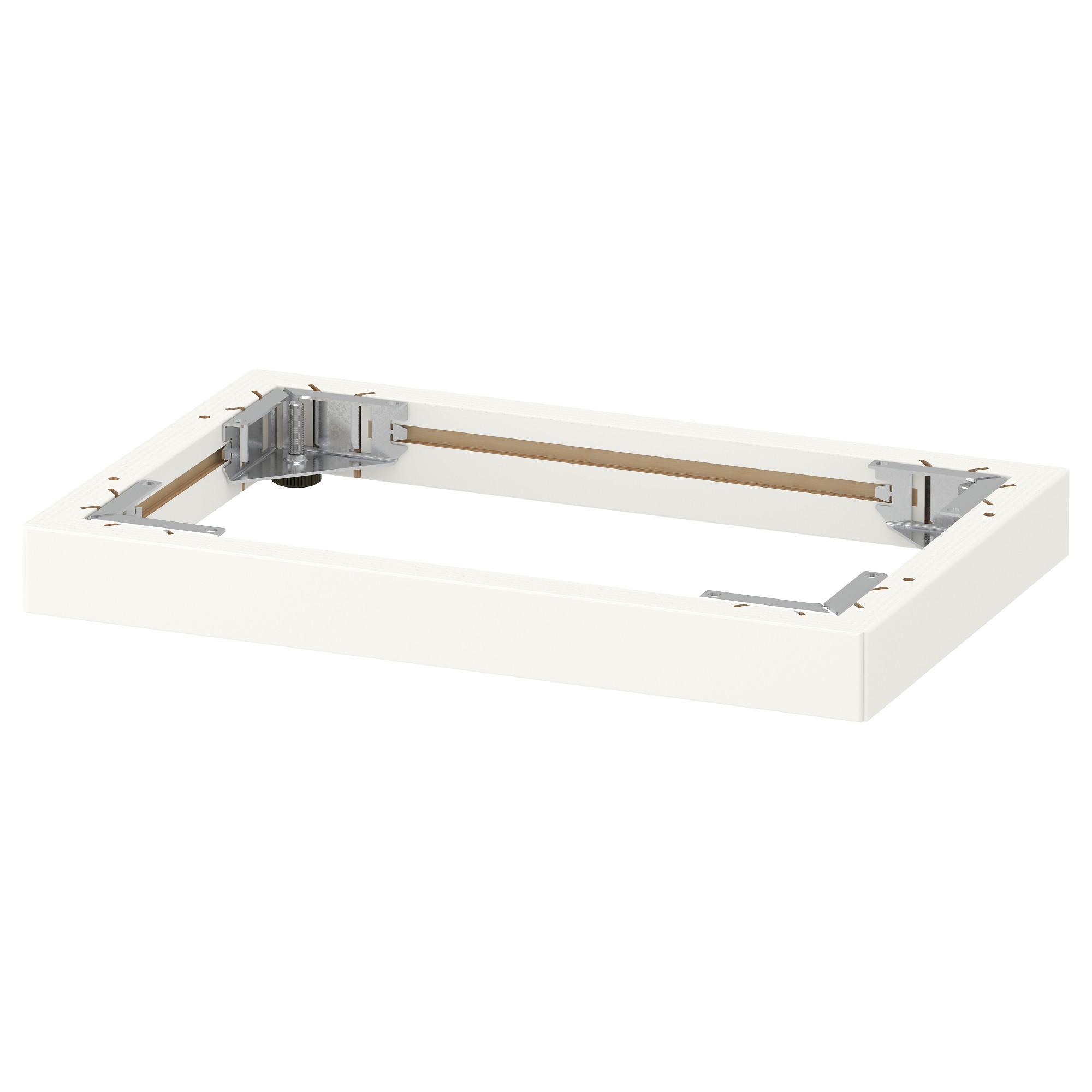 Цоколь ЭКЕТ, белый (35x25x3 см)