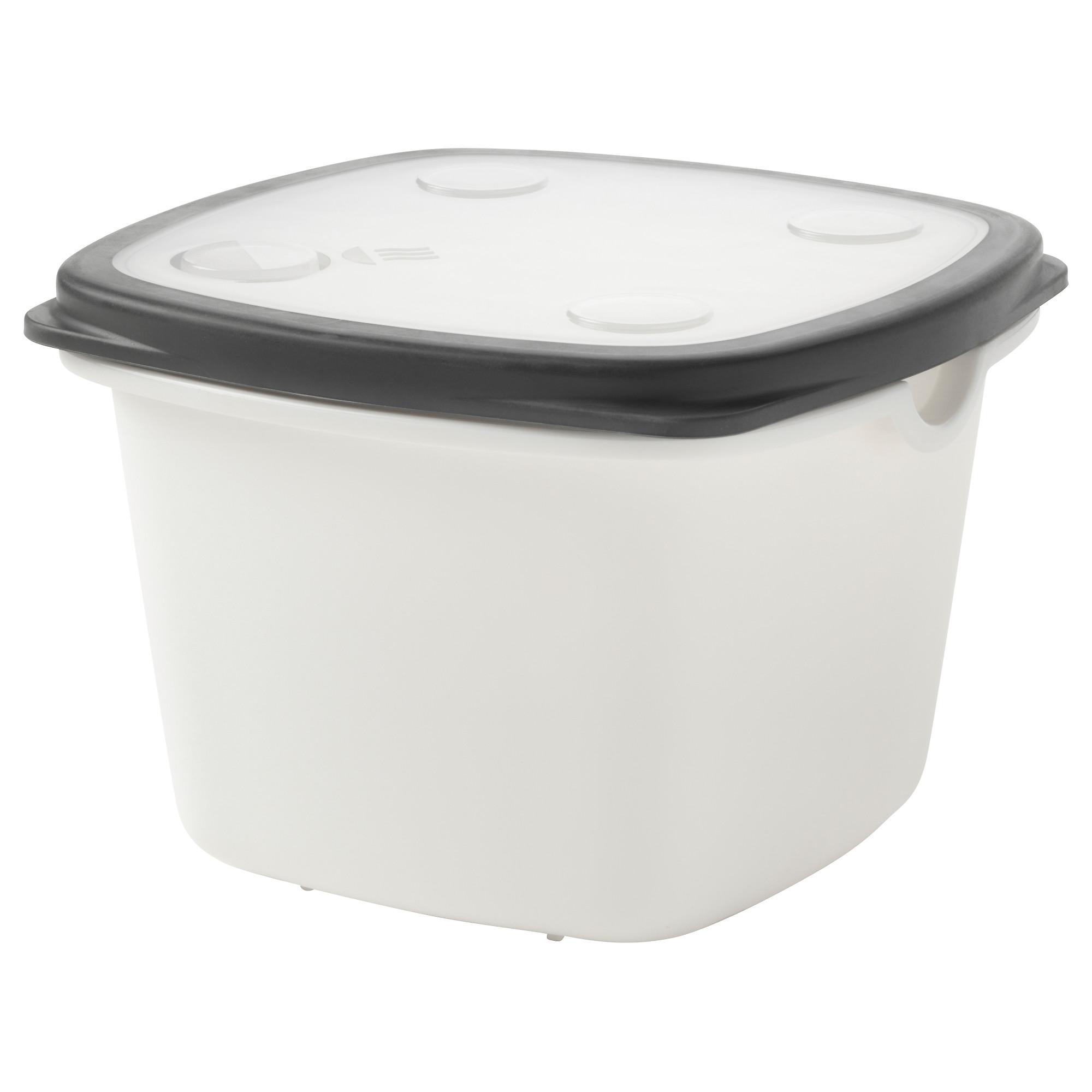 Контейнер ИКЕА/365+ белый артикуль № 403.363.88 в наличии. Онлайн каталог IKEA Республика Беларусь. Недорогая доставка и монтаж.