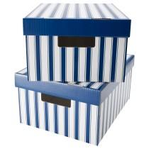 Коробка с крышкой ПИНГЛА белый артикуль № 103.507.95 в наличии. Интернет магазин ИКЕА РБ. Недорогая доставка и соборка.