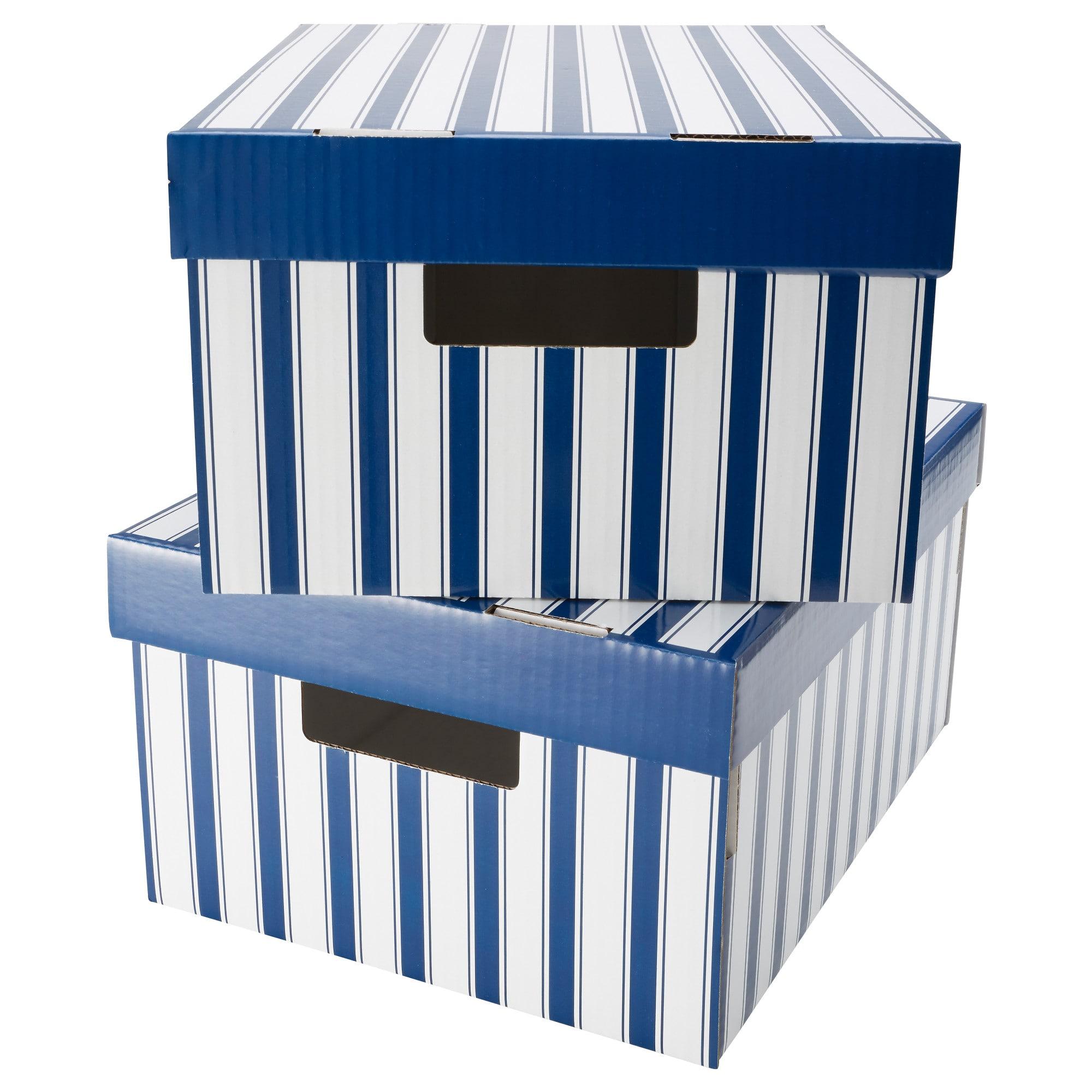 Коробка с крышкой ПИНГЛА белый артикуль № 103.507.95 в наличии. Интернет сайт IKEA Республика Беларусь. Недорогая доставка и установка.