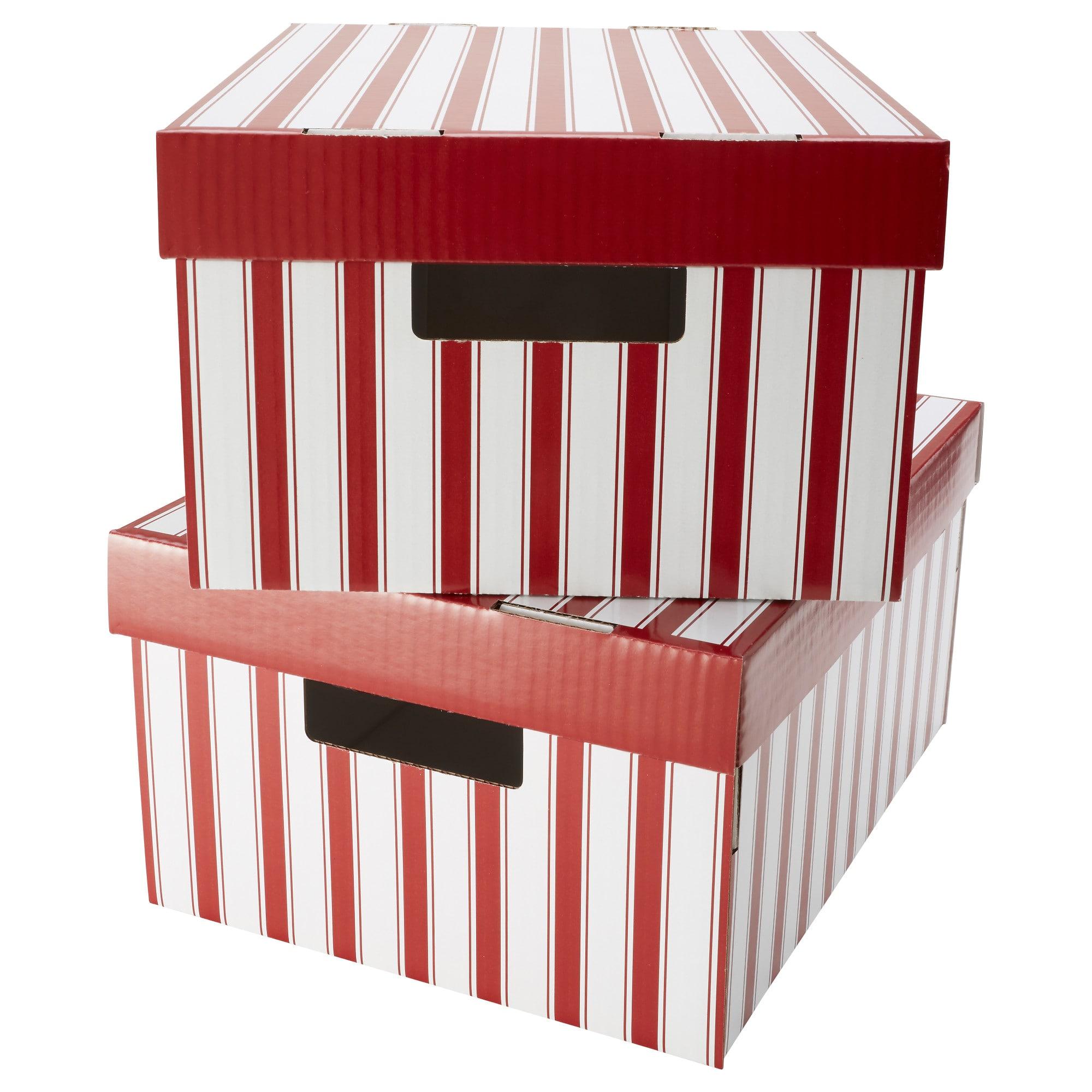 Коробка с крышкой ПИНГЛА белый артикуль № 603.507.93 в наличии. Онлайн каталог IKEA Республика Беларусь. Недорогая доставка и соборка.