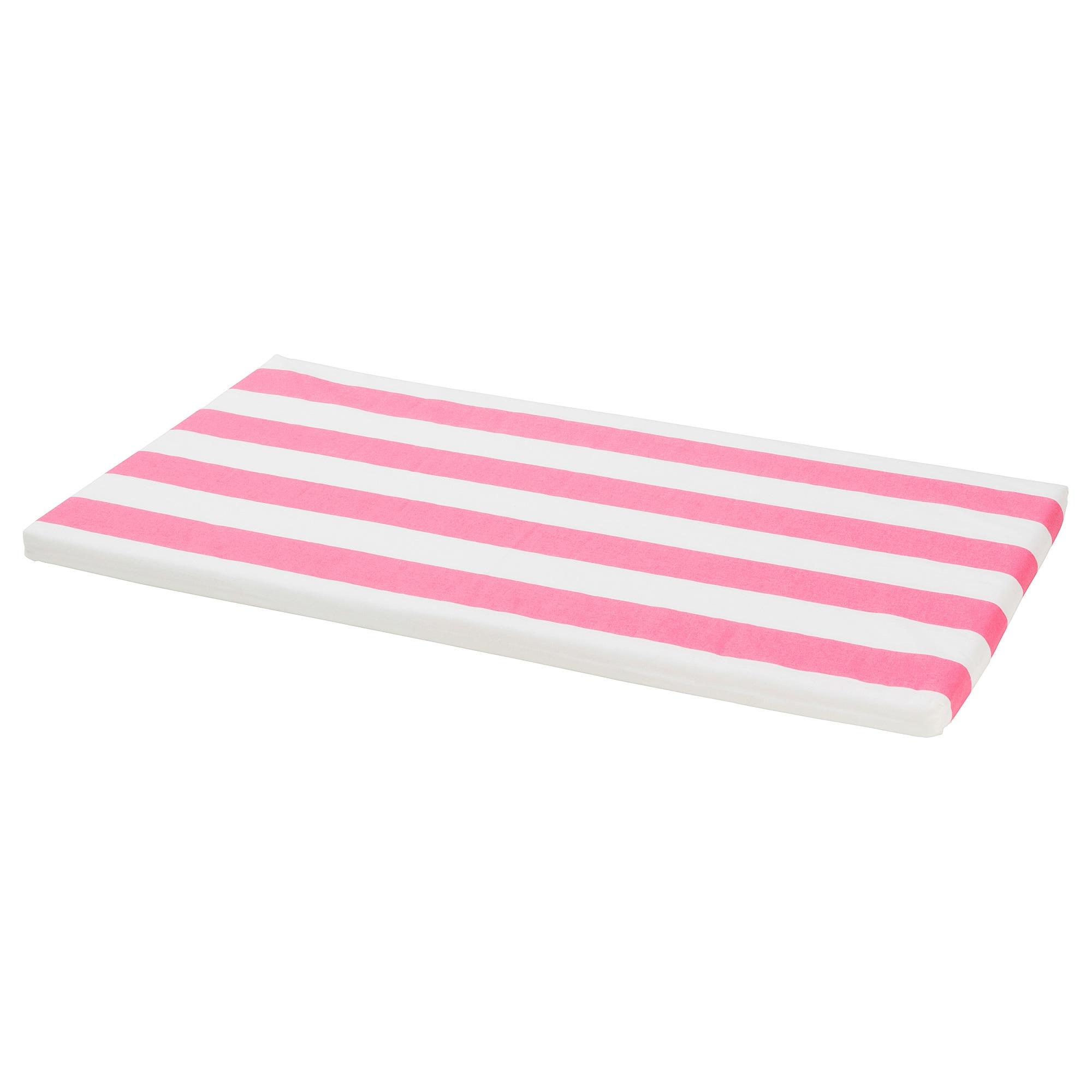Подушка на скамью ХЕММАХОС розовый артикуль № 003.662.16 в наличии. Online магазин ИКЕА РБ. Недорогая доставка и монтаж.