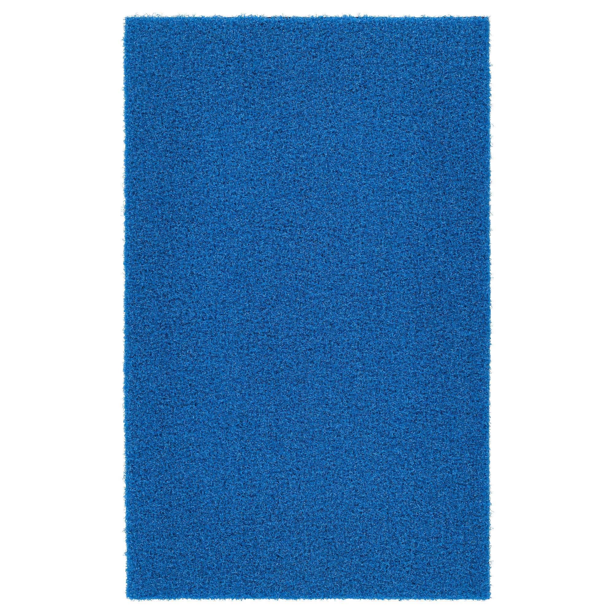 Придверный коврик ОПЛЕВ синий артикуль № 603.417.51 в наличии. Интернет сайт IKEA РБ. Быстрая доставка и монтаж.