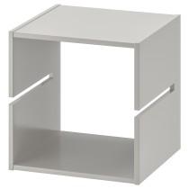 Разделитель полки КАЛЛАКС светло-серый артикуль № 303.603.50 в наличии. Онлайн сайт IKEA Минск. Быстрая доставка и установка.
