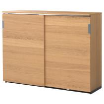 Шкаф с раздвижными дверцами ГАЛАНТ артикуль № 003.433.19 в наличии. Онлайн сайт IKEA Республика Беларусь. Недорогая доставка и установка.