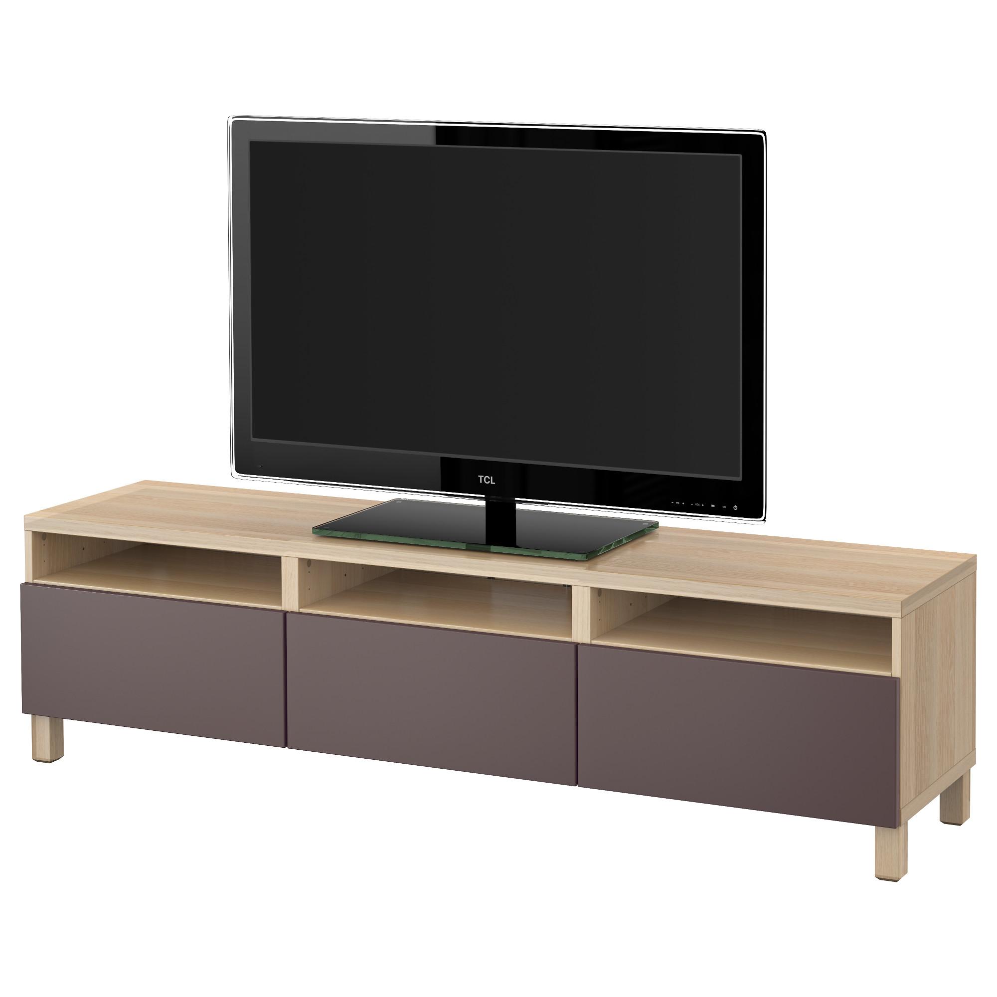 Тумба для ТВ с ящиками БЕСТО темно-коричневый артикуль № 991.395.93 в наличии. Online каталог IKEA Минск. Быстрая доставка и установка.