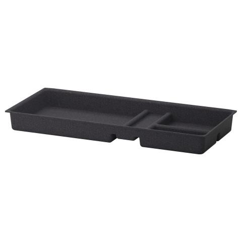 Вставка в ящик ЭКЕТ темно-серый артикуль № 003.603.56 в наличии. Интернет магазин IKEA Республика Беларусь. Недорогая доставка и монтаж.