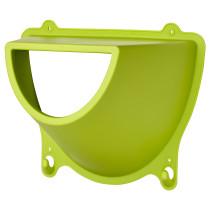 Настенный модуль с крючками КРОКИГ зеленый артикуль № 103.654.76 в наличии. Online магазин IKEA Беларусь. Быстрая доставка и установка.