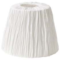 Абажур ХЕМСТА белый артикуль № 703.606.35 в наличии. Онлайн сайт IKEA РБ. Быстрая доставка и установка.
